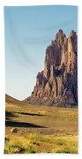 Shiprock 3 - North West New Mexico Bath Towel