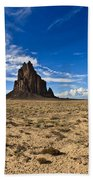 Shiprock #6 Bath Towel