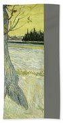 Shoes Paris, September   November 1886 Vincent Van Gogh 1853  1890 Bath Towel