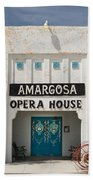 Show Tonight Amargosa Opera House Bath Towel