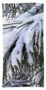 Sierra Winter Bath Towel