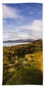 Sightseeing Southern Tasmania Bath Towel