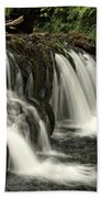 Silver Falls State Park Bath Towel