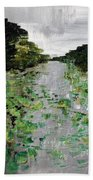 Silver Lake Norfolk Botanical Garden 2018-17 Hand Towel