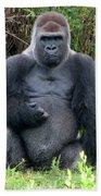 Silverback Gorilla 2 Bath Towel