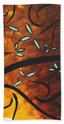 Simply Glorious 3 By Madart Bath Towel