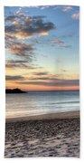 Singing Beach Manchester Ma Sunrise Island Bath Towel