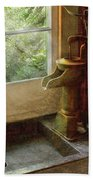 Sink - Water Pump Bath Towel