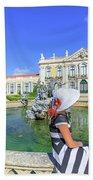 Sintra Travel Woman Bath Towel