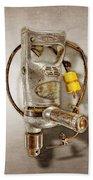 Sioux Drill Motor 1/2 Inch Bath Towel