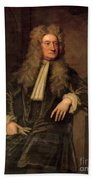 Sir Isaac Newton  Hand Towel