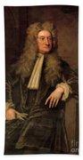 Sir Isaac Newton  Bath Towel
