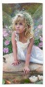 Sissy Fairy Bath Towel