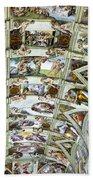 Sistine Chapel Bath Towel