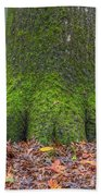 Six Green Fingers Bath Towel