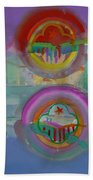 Six Visions Of Heaven Bath Towel