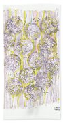 Size Exclusion Chromatography Hand Towel
