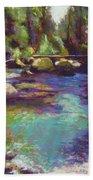 Skokomish River Bath Towel