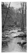 Sleepy Hollow Cemetary Bath Towel