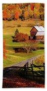 Sleepy Hollow - Pomfret Vermont-2 Bath Towel