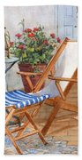 Sling Back Chair Bath Towel