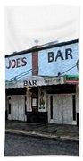 Sloppy Joe's Bar Key West Bath Towel