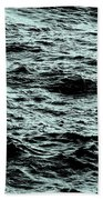 Small Waves Bath Towel