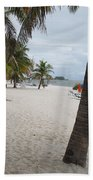 Smathers Beach - Key West Bath Towel
