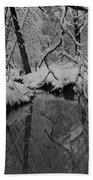 Snowy River Bath Towel