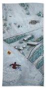 Snowbird Steeps Bath Sheet