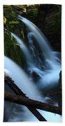 Sol Duc Falls 3 Bath Towel