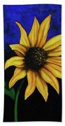 Sol Flower Bath Towel