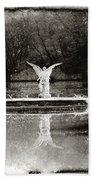 Solar Angel Bath Towel
