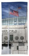 Soldier Field Bath Towel