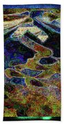 Song Of Love And Compassion Bath Towel