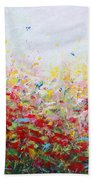 Songs Of Spring 3 Hand Towel