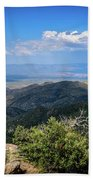 Sonoran Hillside Lookout Bath Towel