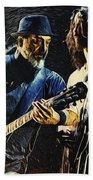 Soundgarden Hand Towel