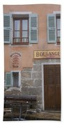 South Of France Bath Towel