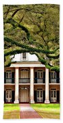 Southern Class Painted Bath Towel