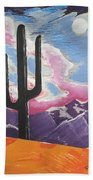 Southwest Skies 2 Bath Towel