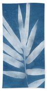 Spa Bamboo 2- Art By Linda Woods Hand Towel