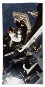 Space: Apollo 9 Bath Towel