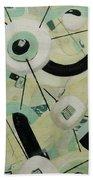 Space Junk Hand Towel