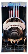 Space Shuttle Discovery Bath Towel