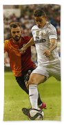 Spain Soccer Bernabeu Trophy Bath Towel