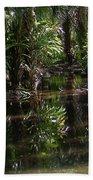 Sparkling Swamp Bath Towel