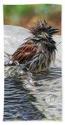 Sparrow Bath Time 9242 Bath Towel