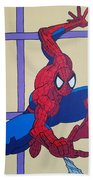 Spiderman  Bath Towel