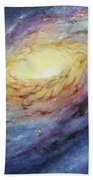 Spiral Galaxy 1 Hand Towel